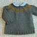 Little Flower Sweater pattern