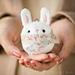 Bunny Ornament pattern