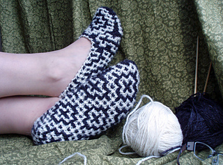 The old version of the pattern, no longer available.