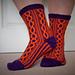Ripe 'n Ready Socks pattern