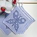 Butterfly Washcloth pattern