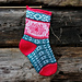 Christmas Stocking Neli pattern