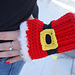 Holiday Cheer Mitts pattern