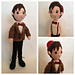 Eleventh Doctor Who pattern