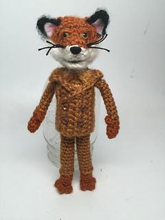 Ravelry Fantastic Mr Fox Pattern By Allison Hoffman