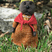 Mother Otter Amigurumi pattern