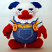 Sad Story Toy Clown Amigurumi pattern
