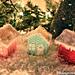Crafty Christmas Cottage Amigurumi pattern