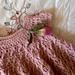Little Mia's Pale Pink Dress pattern