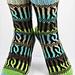 Roman Forum Socks pattern