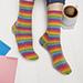 Bright Blossom Socks pattern
