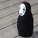 Amigurumi No-Face (Kaonashi) from Spirited Away pattern