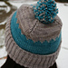 Frosted hat pattern