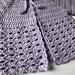 Black Raspberry Baby Sweater pattern