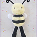 Busy Bumble Bee pattern