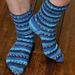 Stocking Stitch Sock pattern