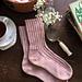 Nemesis socks pattern
