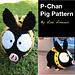 Pchan the Pig pattern