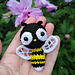 Mini the Bee pattern