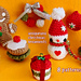 8 Amigurumi Christmas Ornaments pattern