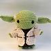 Amigurumi Yoda pattern