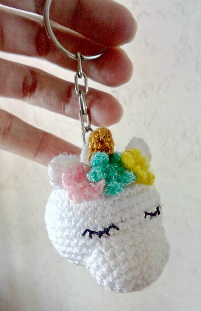 Unicorn Crochet Video Tutorial | Unicórnio de crochê, Bonecas de ... | 640x414