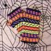 Haunted Handwarmers (crochet) pattern