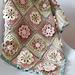 Petals and Ruffles Blanket pattern