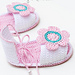 Alessia Baby Sandals pattern