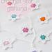 Six-pointed Stars Christmas Garland pattern