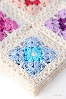Crochet Square Motif 1 / 2018