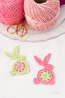 Easter Bunny, free pattern