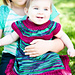 Maxi Top/Dress for babies pattern