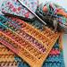 Dishcloth Washcloth pattern