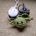 Star Wars Inspired Ornaments pattern