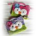 OWL Purse Handbag Design - No. 15 pattern