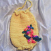 Spring Flower Bag Holder pattern