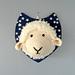 Tête de mouton au crochet pattern