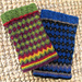 Wristwarmers Trix' pattern