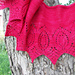 New Moon Shawl pattern
