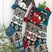 333-09 Julemorgen Strømpegave pattern