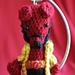 Hellboy Amigurumi Ornaments pattern