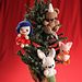 Misfit Toys Christmas Ornaments pattern