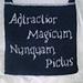Enchanted Kit Bag pattern