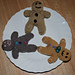 Scented Gingerbread Men pattern