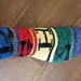 H.P. House socks pattern