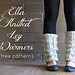 Ella Knitted Leg Warmers pattern