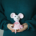 Victoria the Mouse pattern