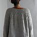 Marmalade Sweater pattern