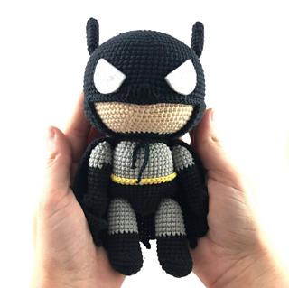 6 Crochet Batman Patterns – Crochet | 319x320